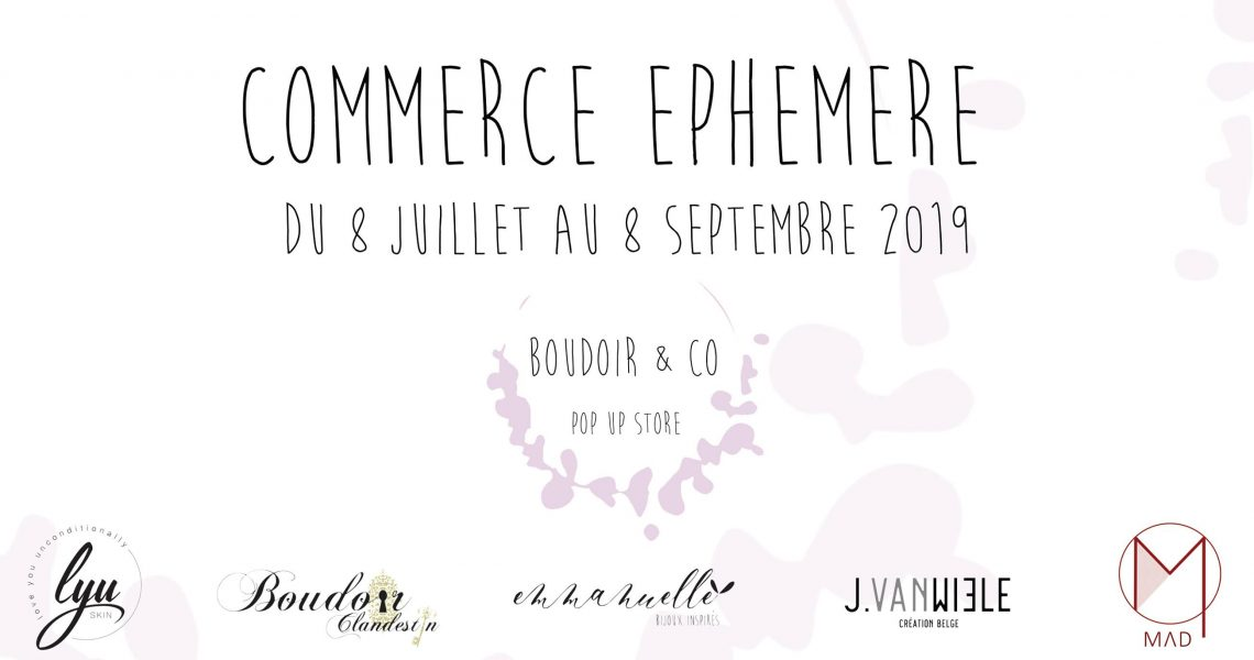 commerce ephemere popup jvanwielep